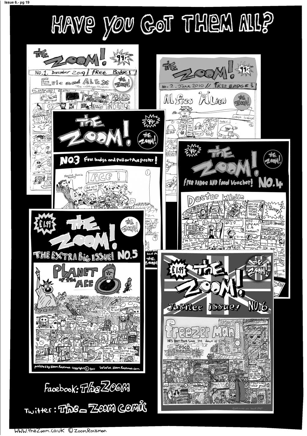 The Zoom! - Issue 06 - Page 19