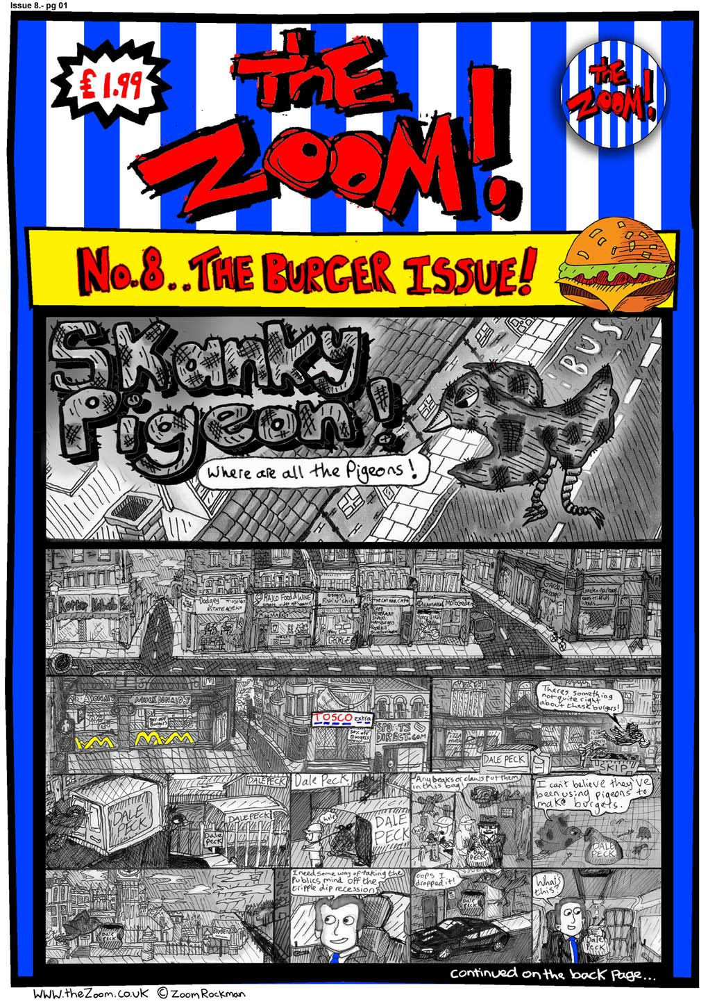 The Zoom! - Issue 08 - Page 1