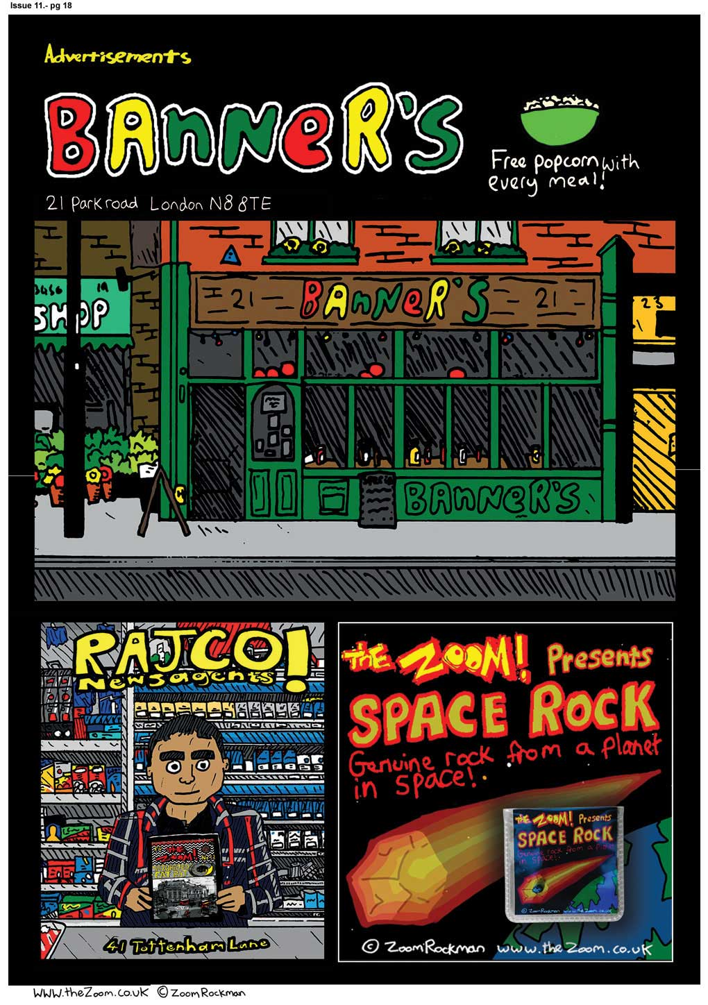 The Zoom! - Issue 11 - Page 18
