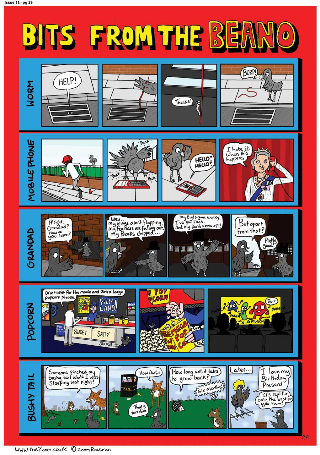 The Zoom! - Issue 11 - Page 29