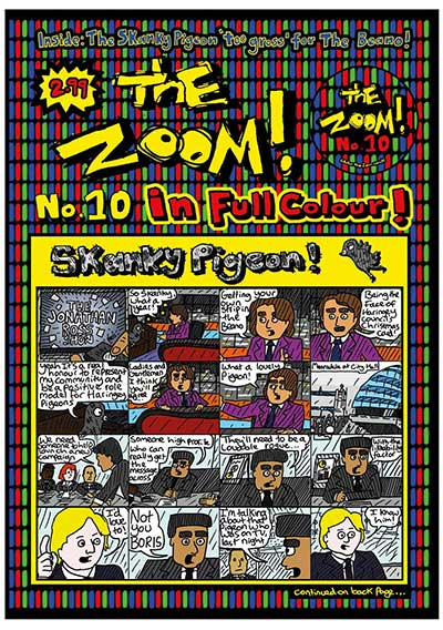 The Zoom! - Issue 10 - Zoom Rockman