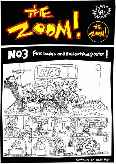 The Zoom! - Issue 3 - Zoom Rockman