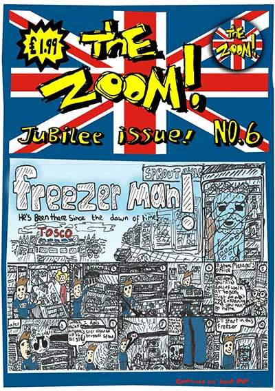 The Zoom! - Issue 6 - Zoom Rockman