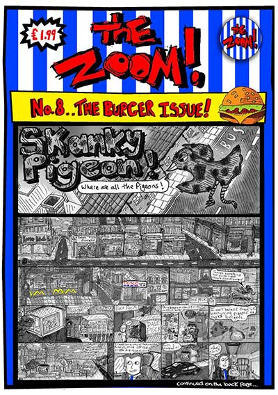 The Zoom! - Issue 8 - Zoom Rockman