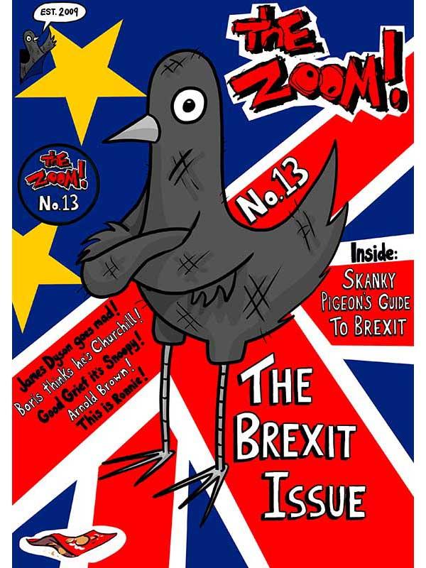 The Zoom Comic - Zoom Rockman