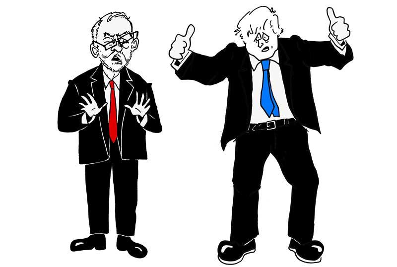 Zoom Rockman Political Cartoonist